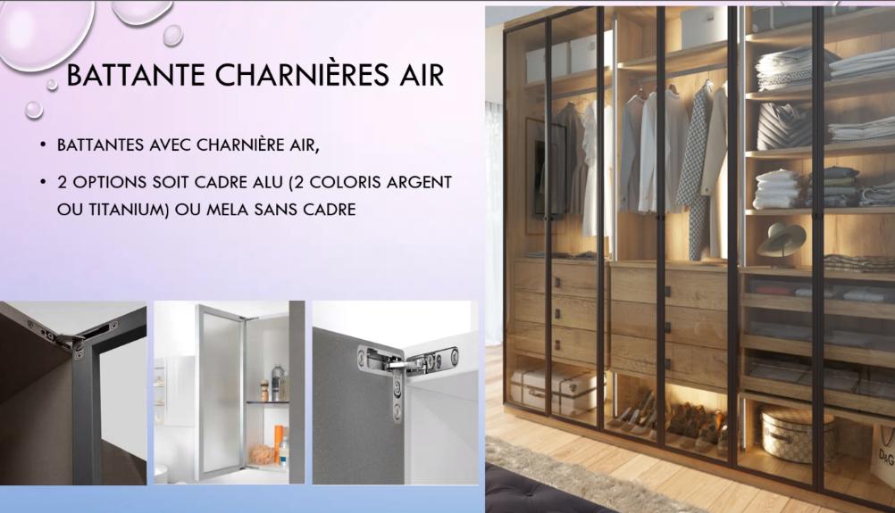 charnieres AIR
